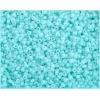Seedbead 10/0 Alabaster Light Turquoise Loose Solgel